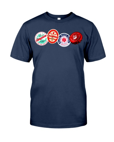 Beers Of Anfield Road X Rmtv T Shirt