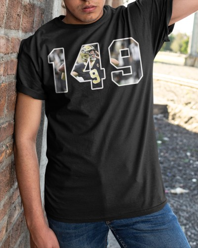 drew brees 149 shirt