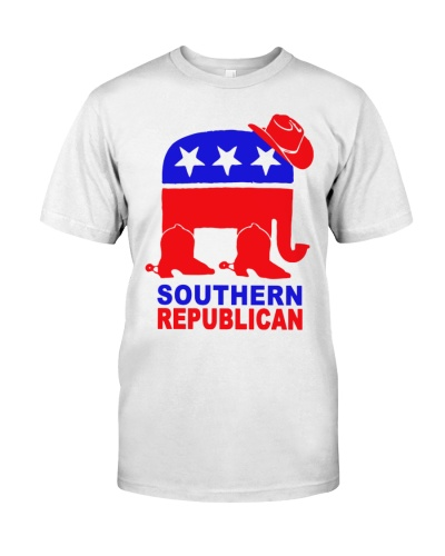 southern republican tee shirt