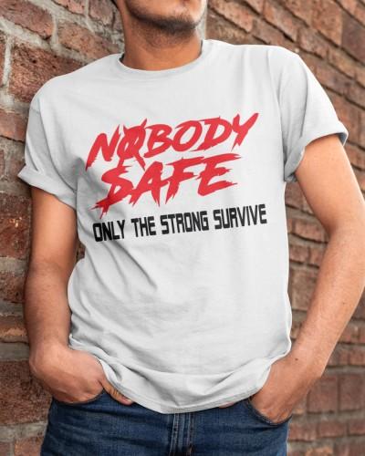 Nobody Safe Shirt Mack Wilson