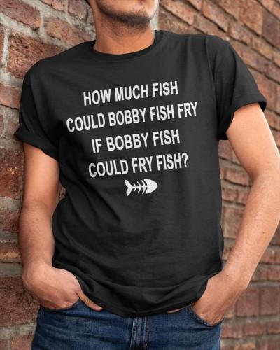 Broserweights Fish Fry T Shirts