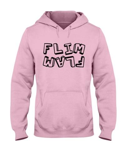 FLAMINGO FLIM FLAM APPAREL MERCH T Shirt