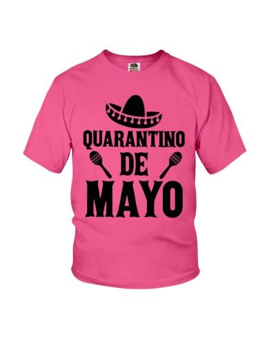 quarantino de mayo shirt