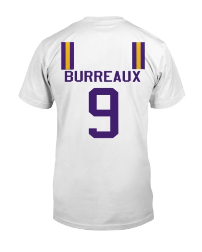 Joe Burreaux Shirt Jesrey
