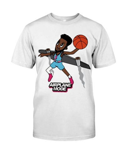 Airplane Mode Derrick Jones Jr ShirtS