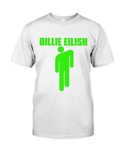 Billie Eilish Merch Shirt