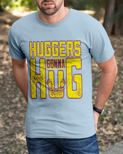Bayley Huggers Gonna Hug T Shirt
