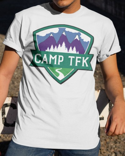 camp tfk shirt