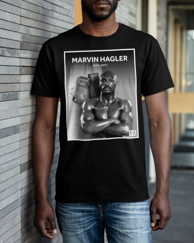 marvin hagler shirt