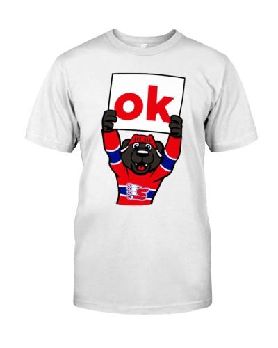 Spokane Chiefs OK Boomer Shirt Jersey