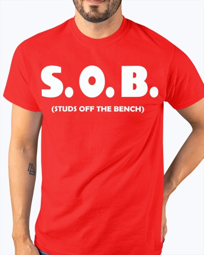 Studs off the Bench Shirt