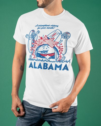 sonic Alabama shirt