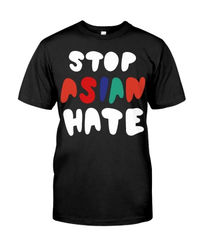 stop asian hate merch