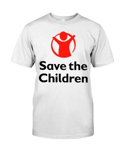 save the children t shirt