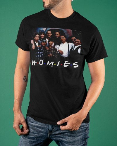 Blood in blood out homies friends Shirt