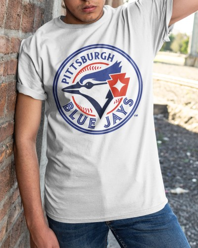 pittsburgh blue jays shirt