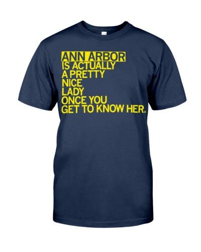 Ann Arbor T Shirt