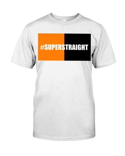 super straight t shirt