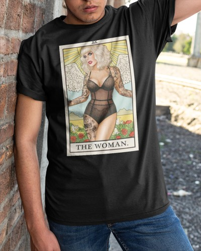 katya tarot card shirt