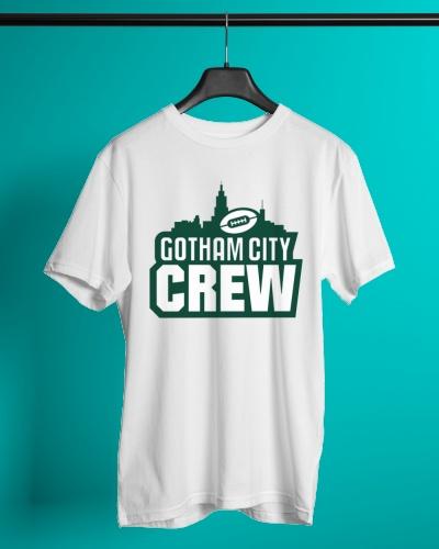 Gotham City Jets Crew Shirt