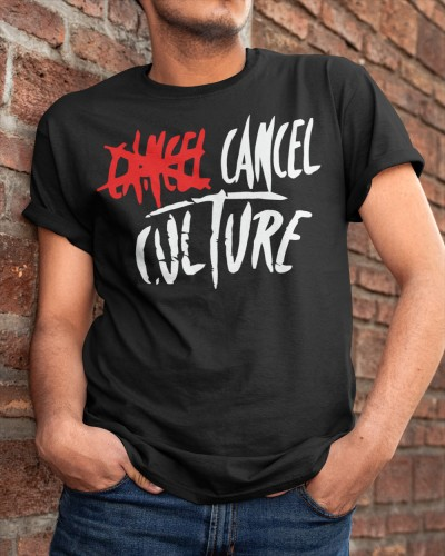 cancel cancel culture shirt