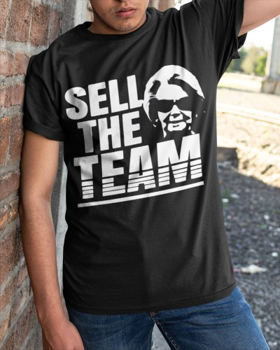 Sell The Team Lions T Shirt Jersey