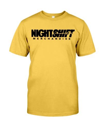 night shift merch
