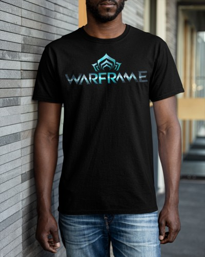 warframe merch shirt