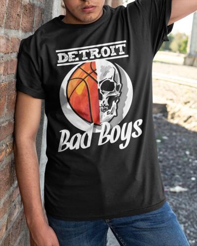 Detroit Bad Boys Jersey shirt