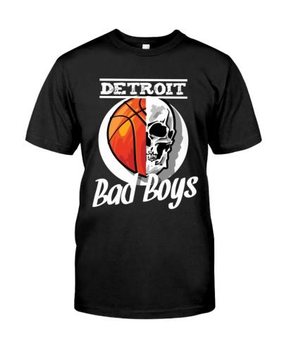 Detroit Bad Boys shirt