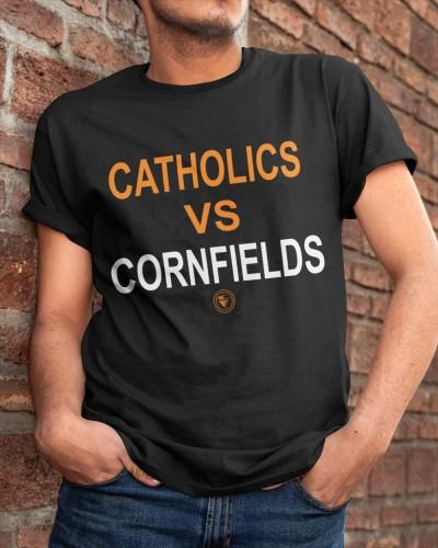 Catholics And Cornfields Shirt Jersey