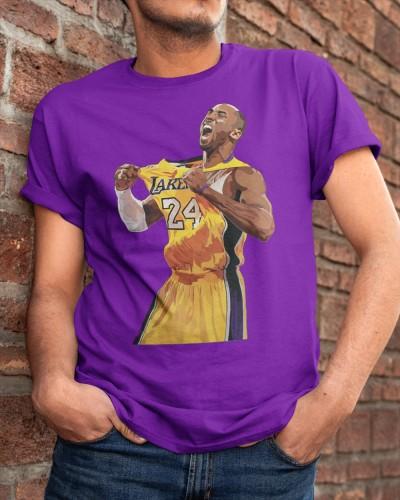 Kobe Bryant Apparel Jersey