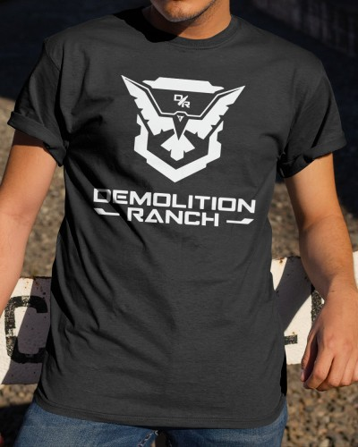 demo ranch merch shirt