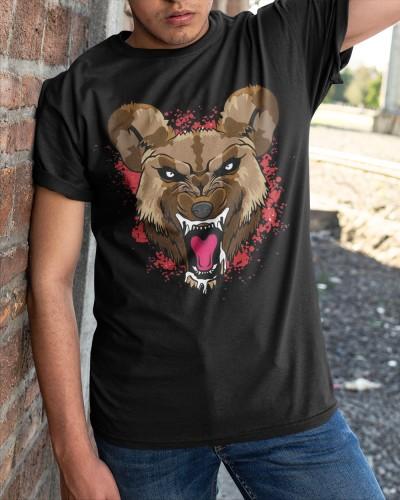 Era 8 Red Wild Dog Apparel Shirt