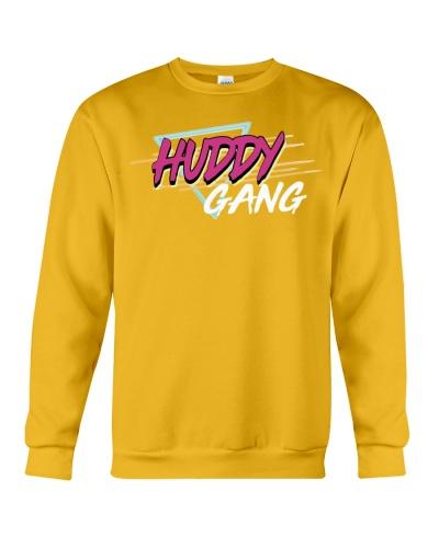 huddy gang merch shirt