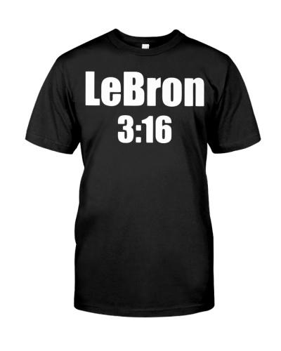 LEBRON 3 16 T SHIRT
