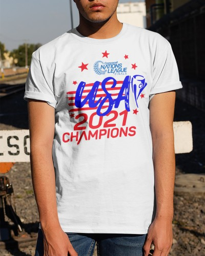 Concacaf Nations League Shirt
