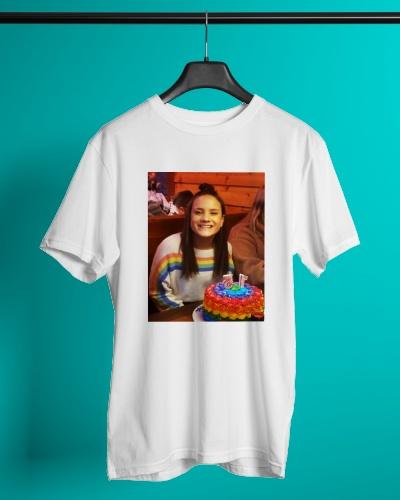 Kayla Kenney Rainbow Lifestyle Violation T Shirts