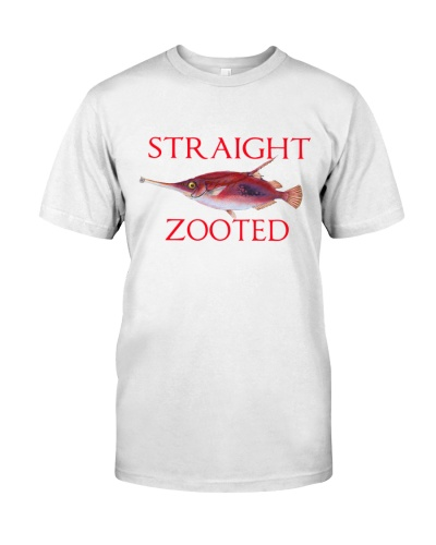 straight zooted t shirt