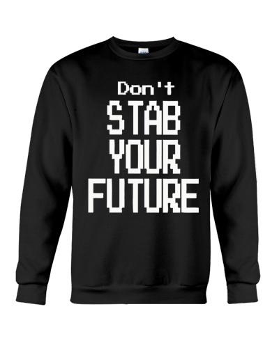 idris elba dont stab your futurf shirt