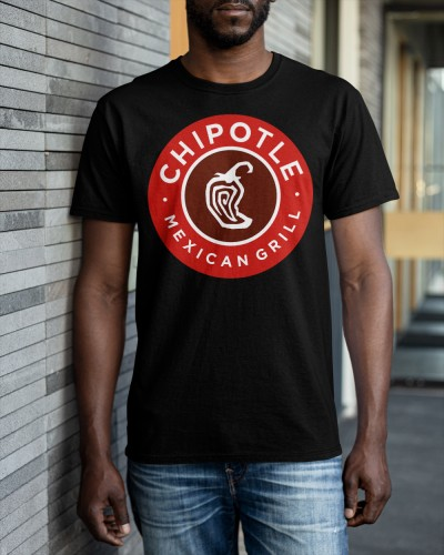 chipotle merch shirt