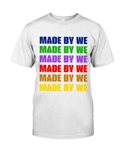 Adam Neumann made by we shirt LGBT