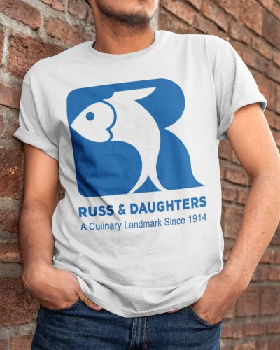 russ and daughters shirts