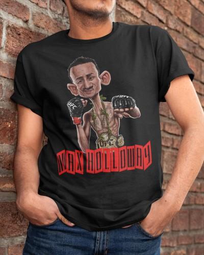 Max Holloway Shirt Jersey