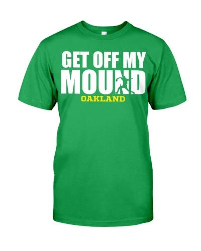 get off my mound t shirt