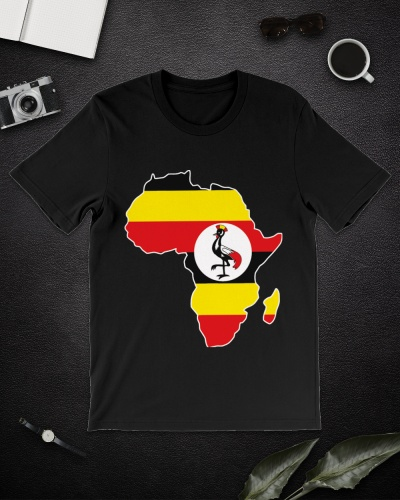 Ugandan pride Uganda Apparel Shirt