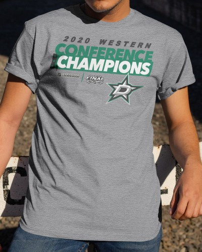 dallas stars western conference finals shirt