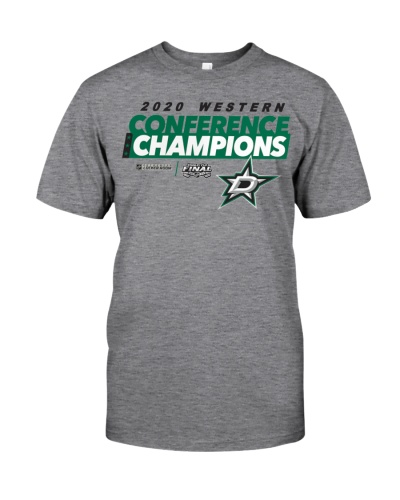dallas stars western conference finals t shirt