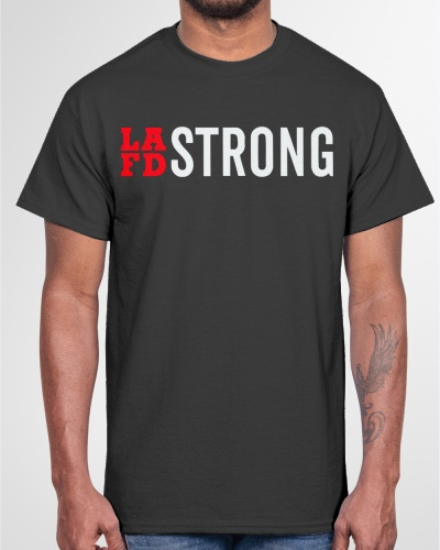 lafd strong shirt