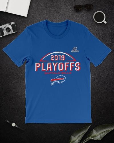 Buffalo Bills 2019 Playoffs T Shirt